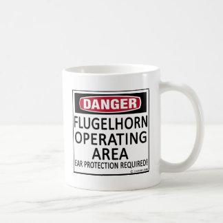 Flugelhorn Operating Area Coffee Mug