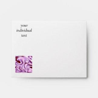 fluid art01 pink envelope