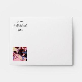 fluid art 05 pink envelope