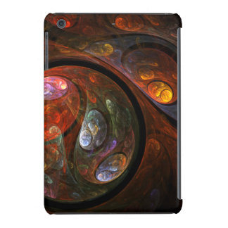 Fluid Connection Abstract Art iPad Mini Covers