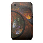 Fluid Connection Abstract Art iPhone 3G / 3GS iPhone 3 Cover