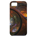 Fluid Connection Abstract Art iPhone 5 iPhone 5 Covers