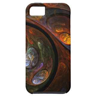 Fluid Connection Abstract Art iPhone 5 iPhone SE/5/5s Case