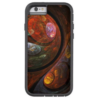 Fluid Connection Abstract Art iPhone 6 Case