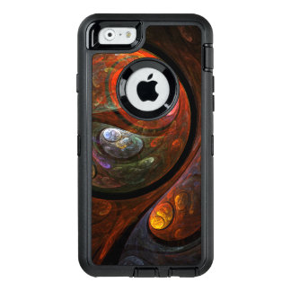 Fluid Connection Abstract Art OtterBox iPhone 6/6s Case