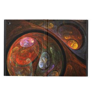Fluid Connection Abstract Art Powis iPad Air 2 Case