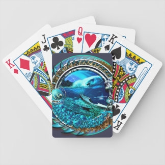 Fluid Dynamics playing cards