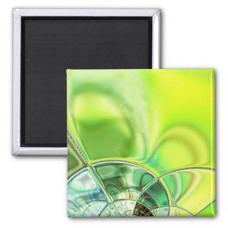 Fluid Emerald Magnet