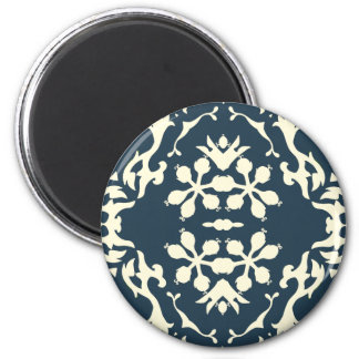fluid forms silhouette 6-up-151918 200 2 inch round magnet