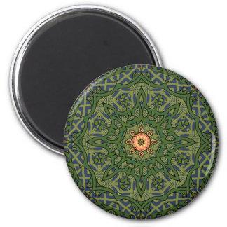 fluid lattice round magnet 1