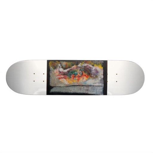 Fluid Motion Skate Board