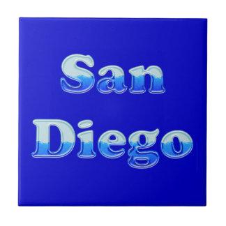 Fluid San Diego - On Blue Tiles