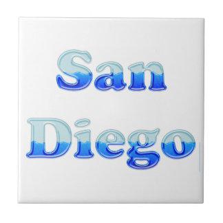 Fluid San Diego - On White Tile