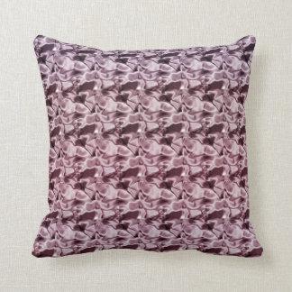 fluid throw pillow design designer abstract