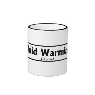 Fluid Warming Cabinet Mug