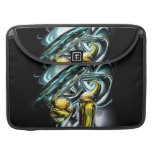 Fluidity Abstract MacBook Pro Sleeve