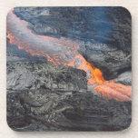 Flujo de lava de Kilauea Posavasos