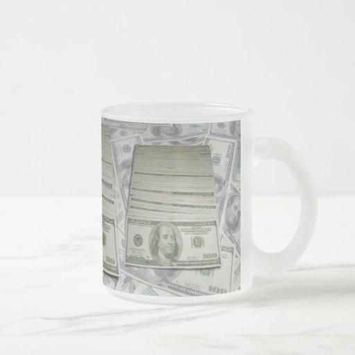 Flujo de liquidez tazas de café