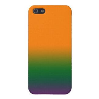 Flujo del color iPhone 5 carcasa