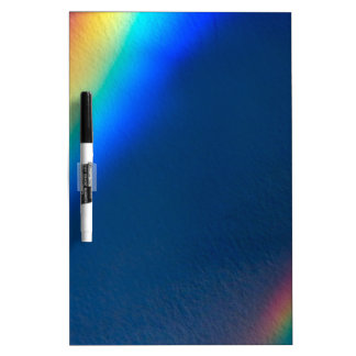 Flujo del espectro tablero blanco
