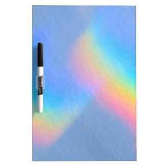 Flujo del espectro pizarra