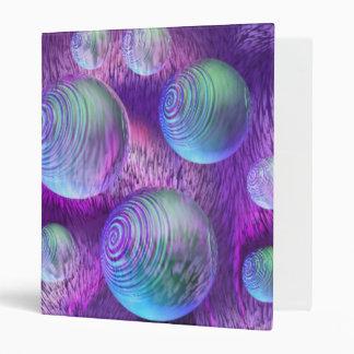 "Flujo interno II - universo abstracto de la Carpeta 1"""