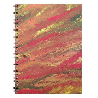 Flujo Spiral Notebooks