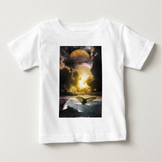 Flukes on Lycos 4a Baby T-Shirt