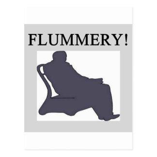 flummery postcard