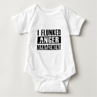 Flunked anger management t-shirt