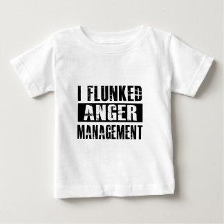 Flunked anger management t shirts