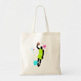 Fluo Basketball Player Bag
