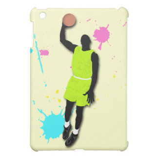 Fluo Basketball Player iPad Speck Case Cover For The iPad Mini