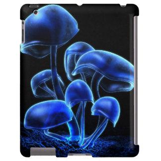Fluorescencia (iPad) Funda Para iPad