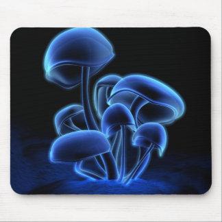 Fluorescencia Mousepad Tapetes De Ratones