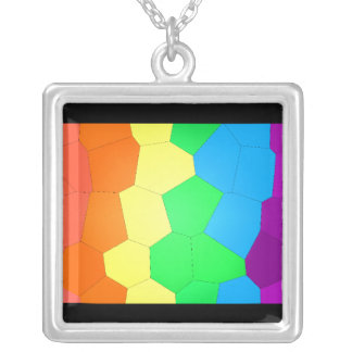 Fluorescent Colorful Necklace