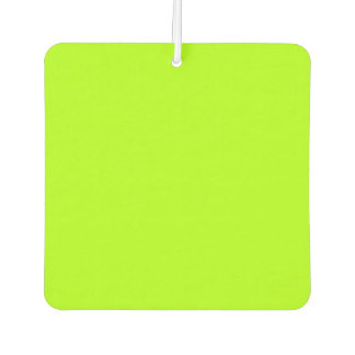 Fluorescent Green Solid Color