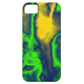 Fluorescent Patterned iPhone4 Case