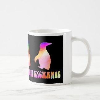 Fluorescent Penguin Exchange Mug