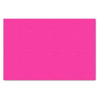 """Fluorescent Pink 10"""" x 15"""" Tissue Paper"""