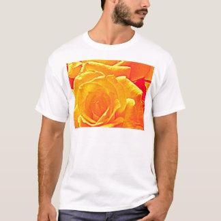 fluorescent rose orange T-Shirt