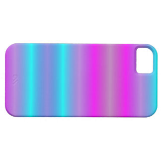 Fluorescent Stripes iPhone SE/5/5s Case