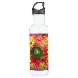 Fluorescent Succulent | Customizable 24oz Water Bottle