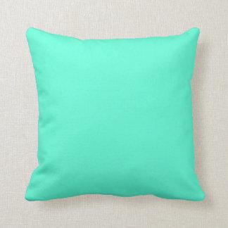 Fluorescent  throw pillow