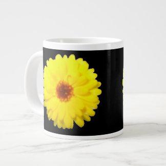 Fluorescent Yellow Marigold Mug