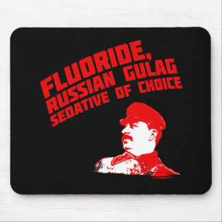 FLUORIDE MOUSE PAD
