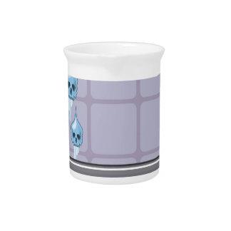 Fluoride water poison pitchers