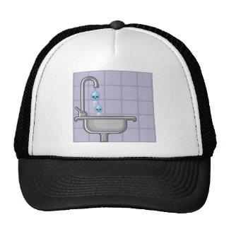 Fluoride water poison trucker hat