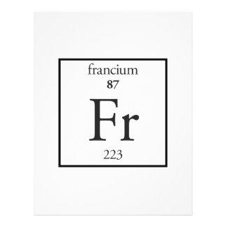 Fluorine Custom Flyer