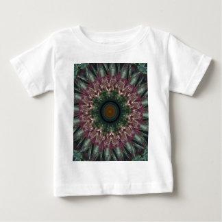 Fluorite Mandala Baby T-Shirt
